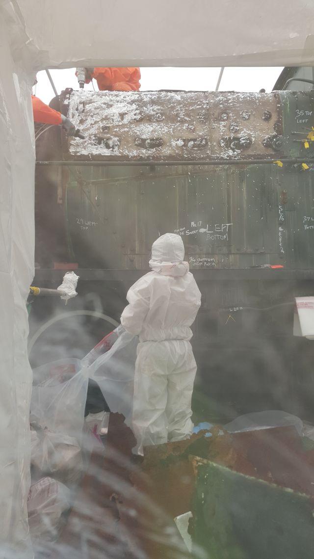 Foamshield Australia Au Project Asbestos Removal From