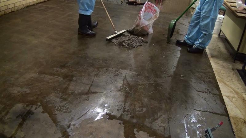 Foamshield Australia Au Project Rbh Asbestos Floor