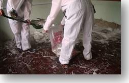 disposal of asbestos flooring