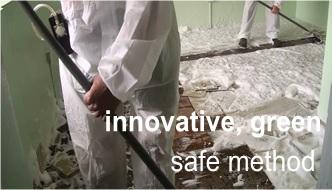 safe asbestos flooring removal brisbane